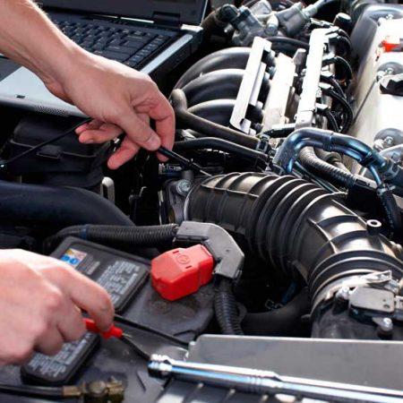 Técnico de Mecatrónica Automóvel (Construção e Reparação de Veículos a Motor)