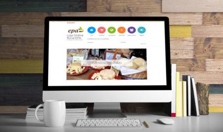"Projeto ""Loja Online Rural EPA"" no INOVA"