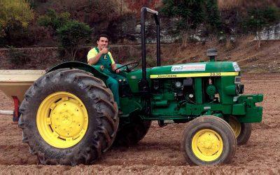 Operador/a de Máquinas Agrícolas